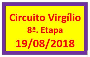 Circuito Virgílio – 8ª Etapa – Resultado