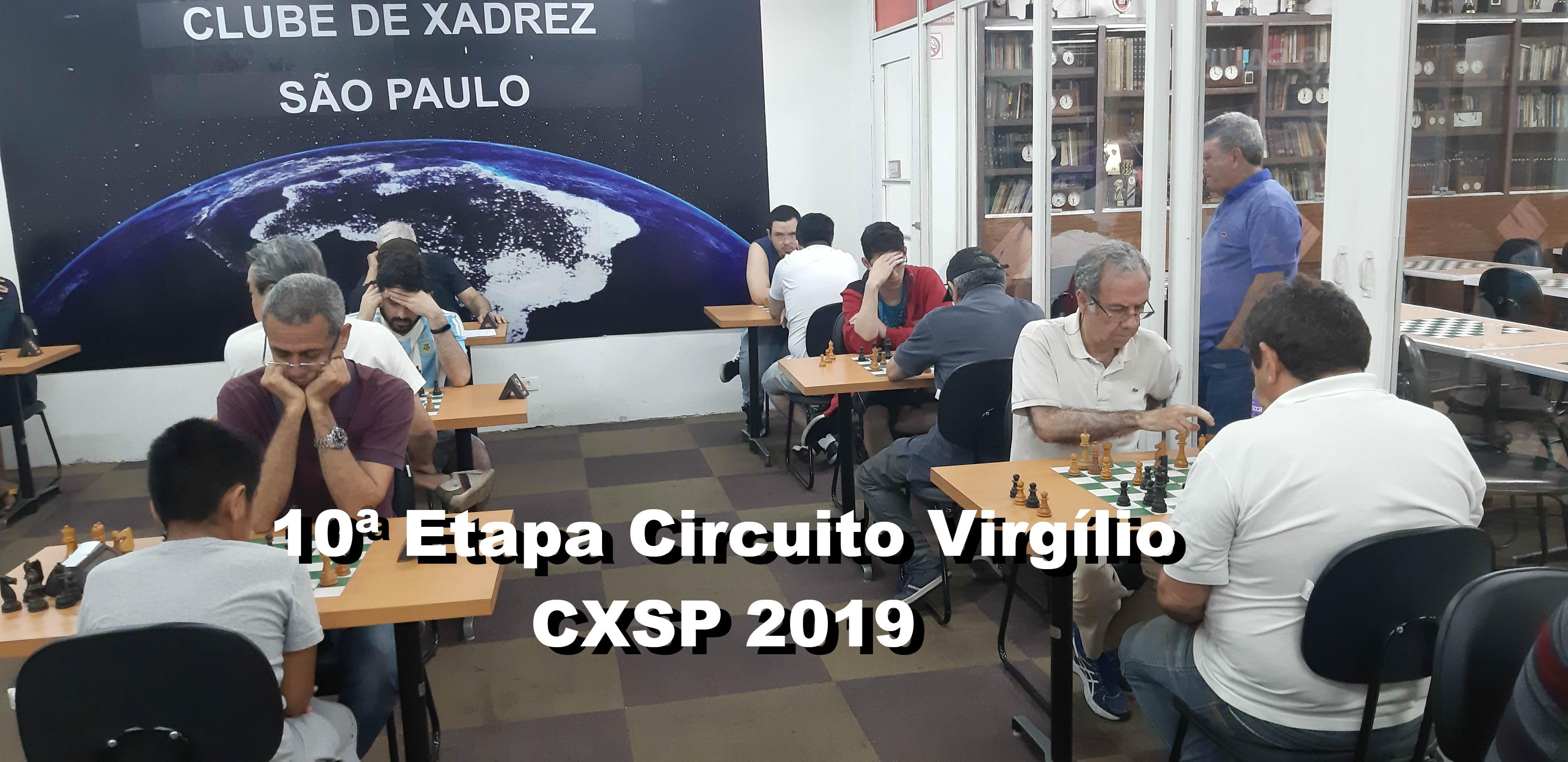 10ª Etapa Circuito Virgílio 2019 – Resultado