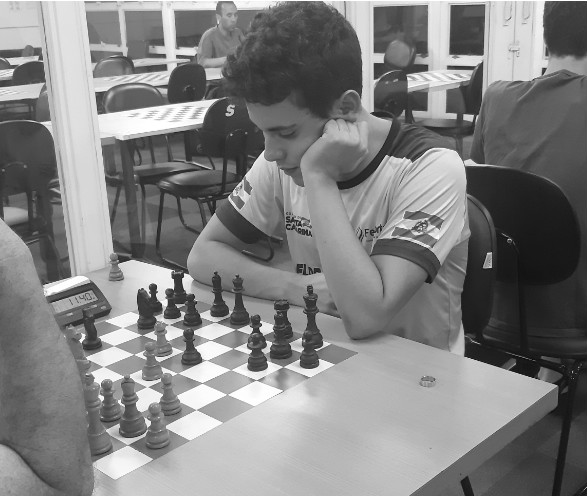 Classificação Mini Open de 10/01/2020