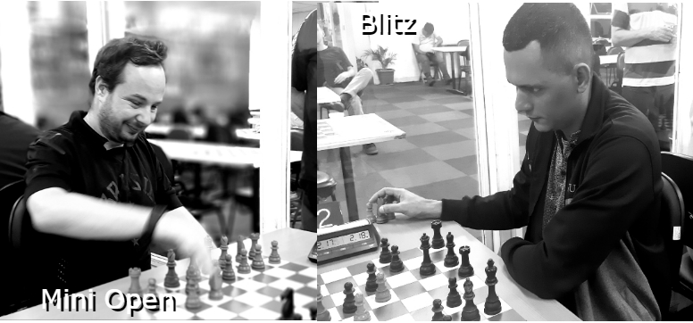 Classificação Mini Open e Blitz CXSP