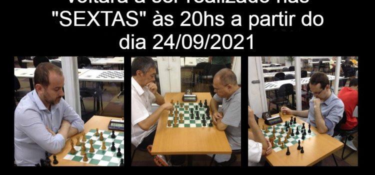 """TORNEIO MINI OPEN TODAS AS """"SEXTAS"""" A PARTIR DAS 20HS"""